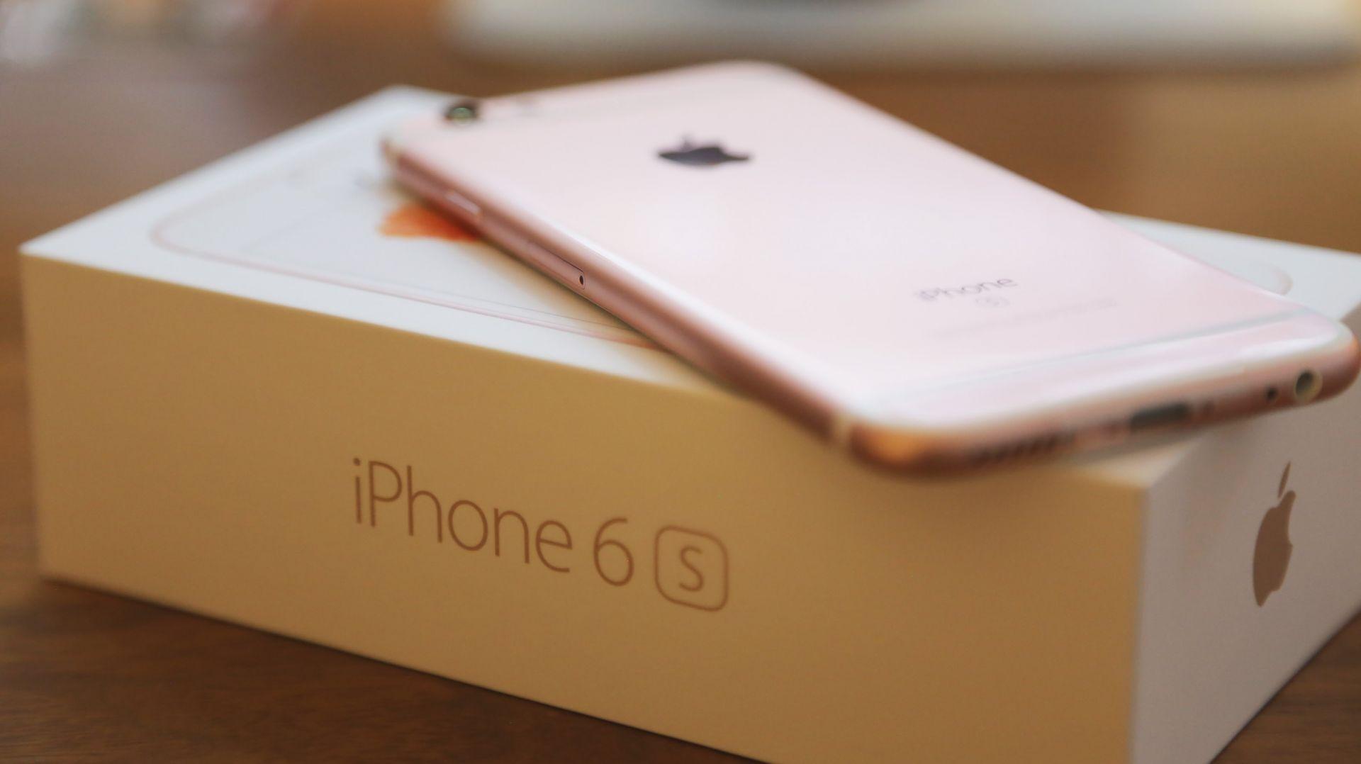 iPhone 6s reconditionné de 64 Go
